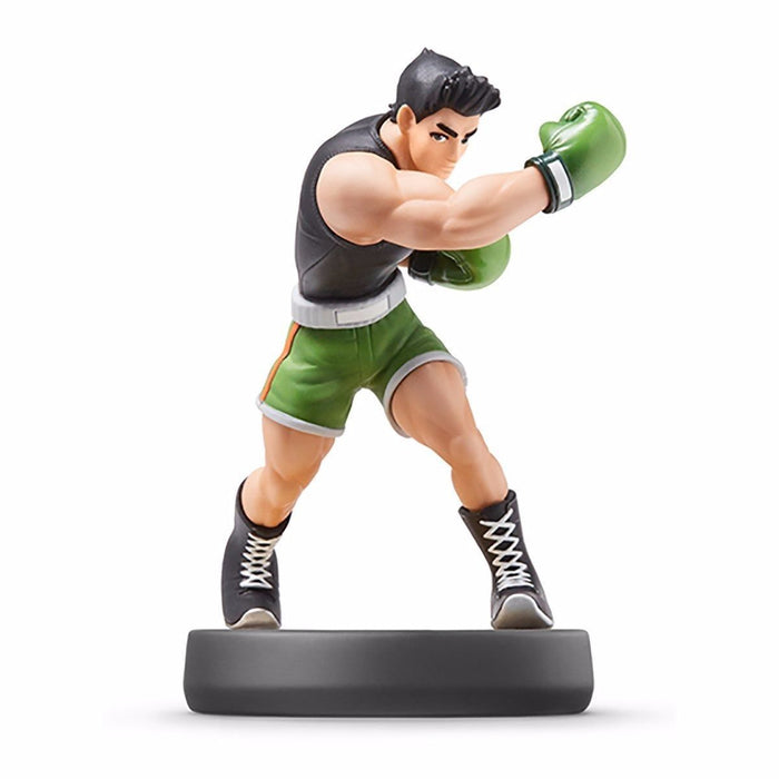 Nintendo amiibo LITTLE MAC Super Smash Bros 3DS Wii U Accessories NEW from Japan_1