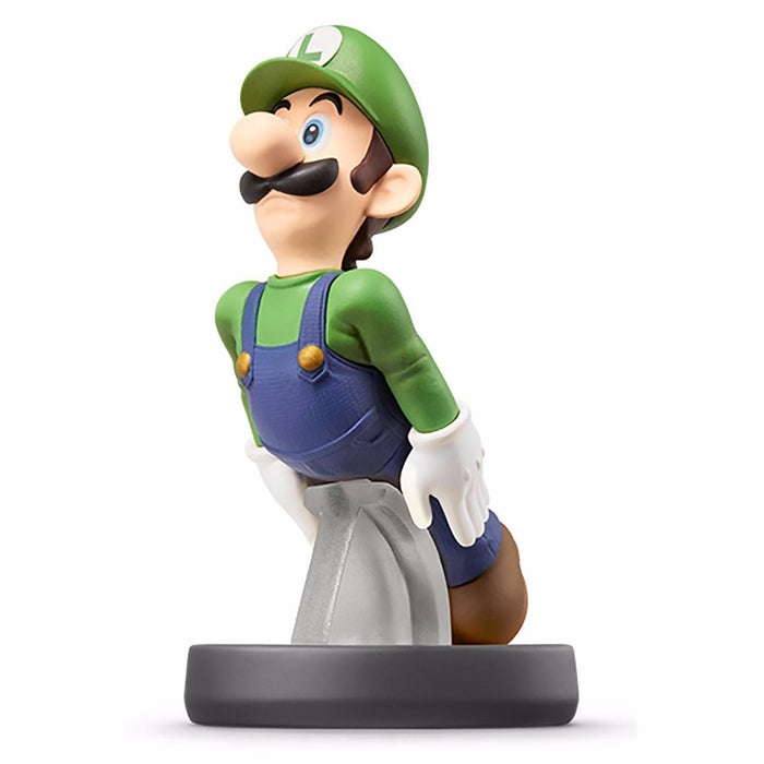Nintendo amiibo LUIGI Super Smash Bros. 3DS Wii U Accessories NEW from Japan_1