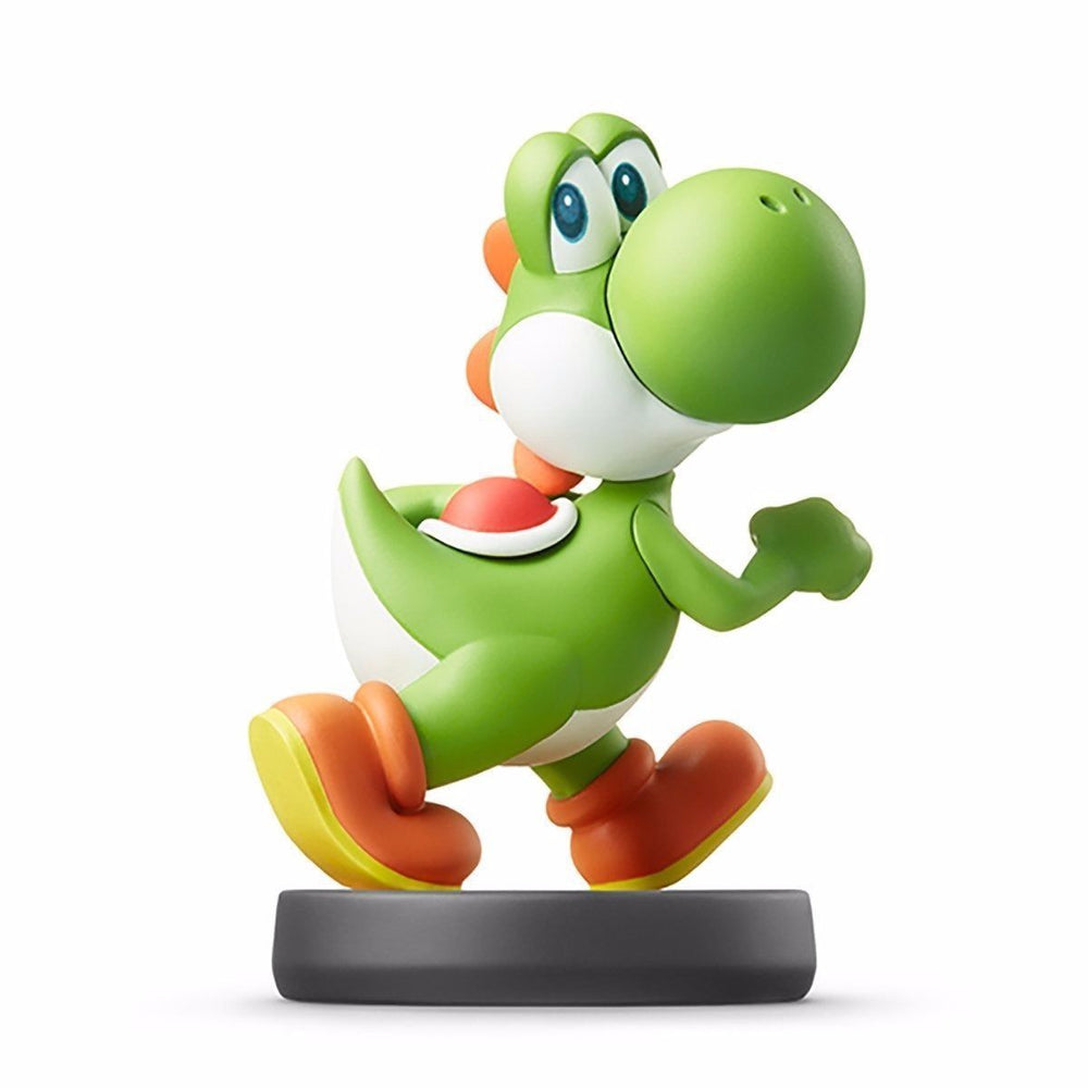 Nintendo amiibo YOSHI Super Smash Bros 3DS Wii U Game Accessories NEW from Japan_1