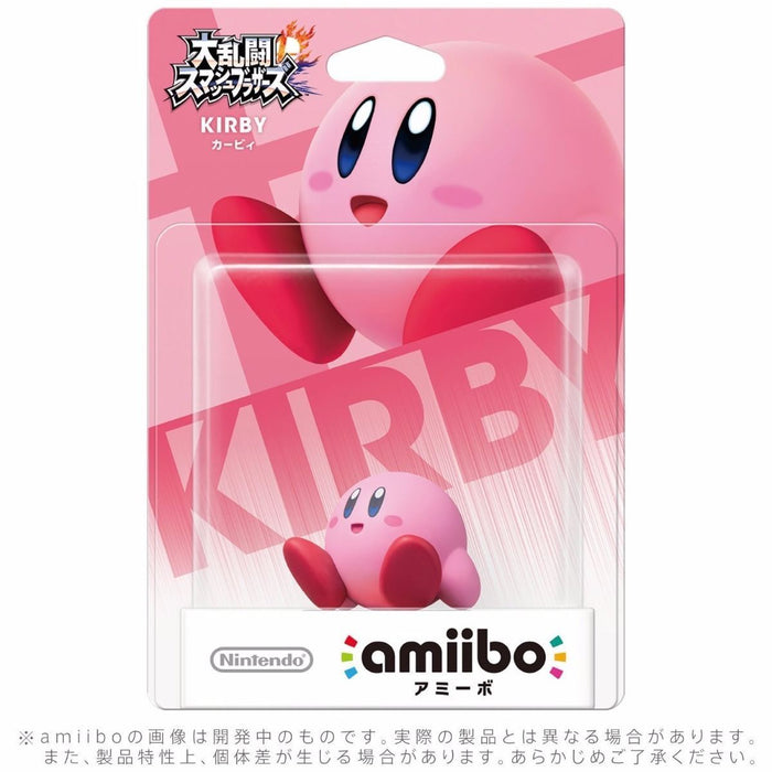 Nintendo amiibo KIRBY Super Smash Bros. 3DS Wii U Accessories NEW from Japan_2
