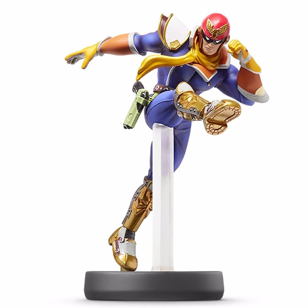 Nintendo amiibo CAPTAIN FALCON Super Smash Bros. 3DS Wii U NEW from Japan_1