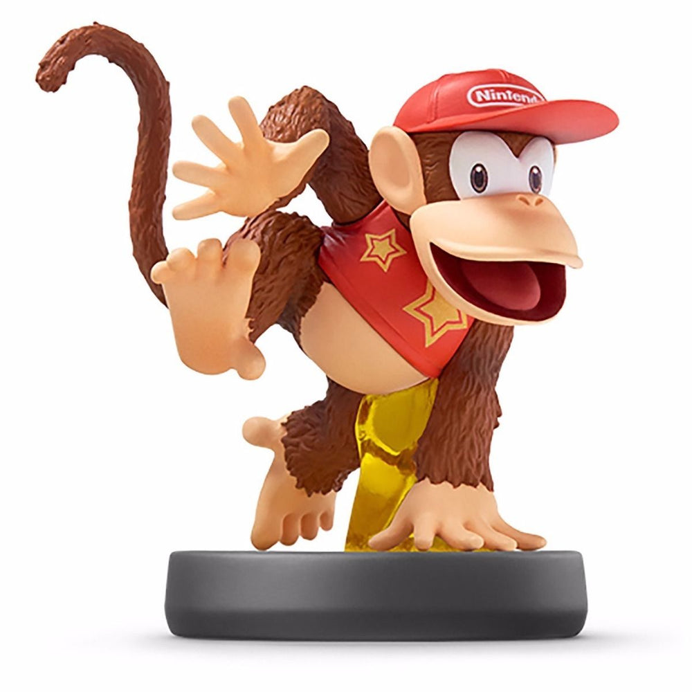 Nintendo amiibo DIDDY KONG Super Smash Bros. 3DS Wii U NEW from Japan_1