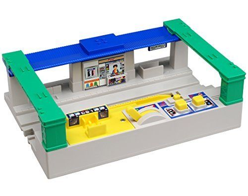 TAKARA TOMY PLARAIL J-13 SOUND STATION NEW from Japan F/S_1