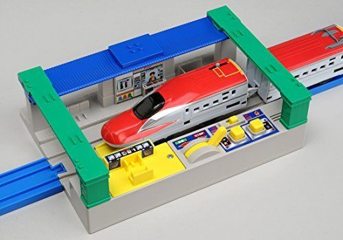 TAKARA TOMY PLARAIL J-13 SOUND STATION NEW from Japan F/S_2