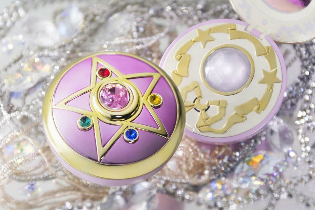 PROPLICA Sailor Moon R 1/1 CRYSTAL STAR Collectible Toy BANDAI from Japan NEW_2