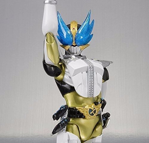 S.H.Figuarts Masked Kamen Rider DEN-O WING FORM Action Figure BANDAI from Japan_2