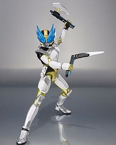 S.H.Figuarts Masked Kamen Rider DEN-O WING FORM Action Figure BANDAI from Japan_3