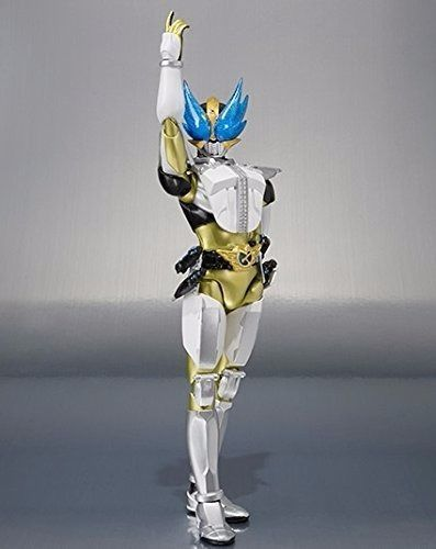 S.H.Figuarts Masked Kamen Rider DEN-O WING FORM Action Figure BANDAI from Japan_5