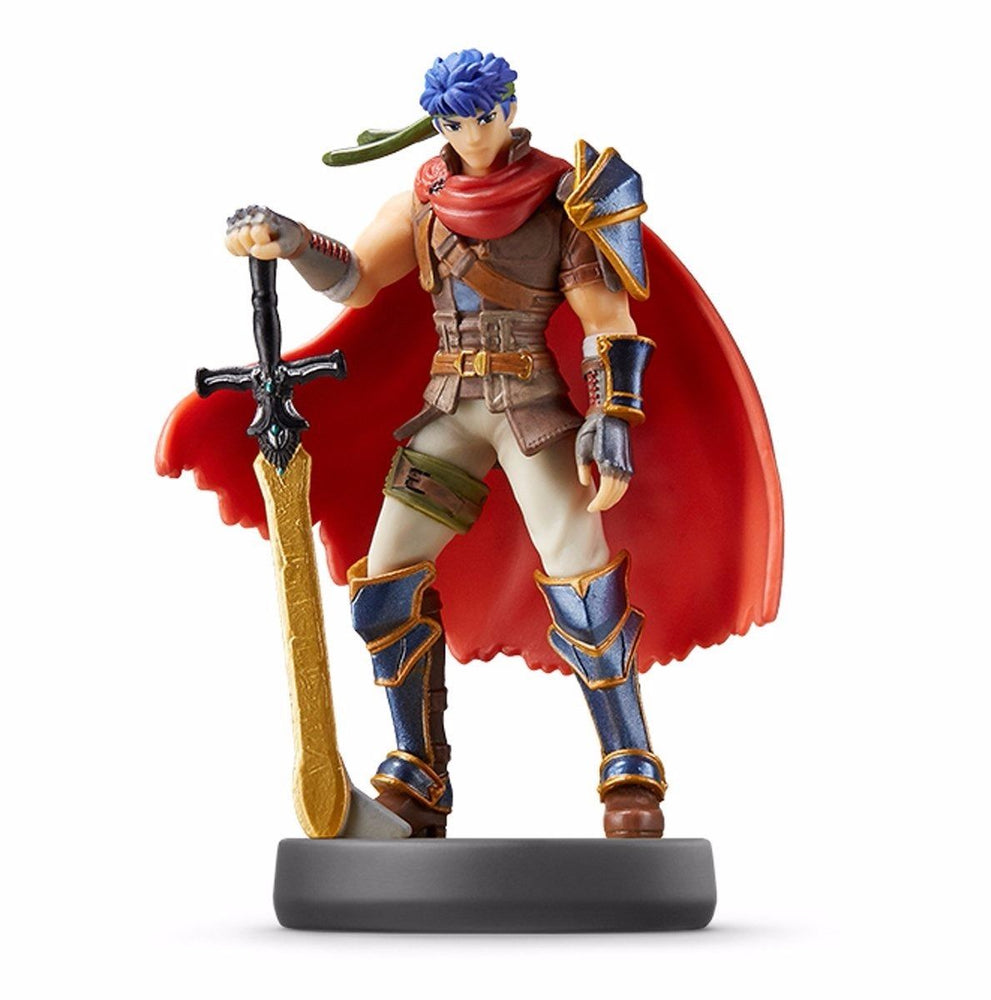 Nintendo amiibo IKE Super Smash Bros. 3DS Wii U Game Accessories NEW from Japan_1