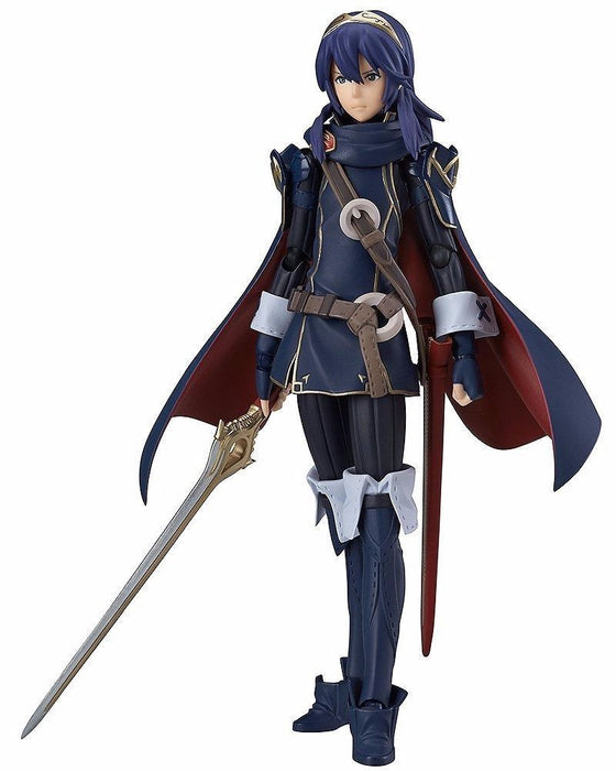 figma 245 Fire Emblem: Awakening Lucina Figure Good Smile Company NEW from Japan_1