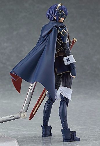figma 245 Fire Emblem: Awakening Lucina Figure Good Smile Company NEW from Japan_3
