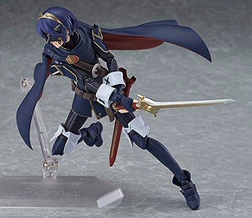 figma 245 Fire Emblem: Awakening Lucina Figure Good Smile Company NEW from Japan_5