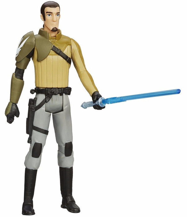 STAR WARS REBELS BASIC FIGURE KANAN JARRUS TAKARA TOMY from Japan_1