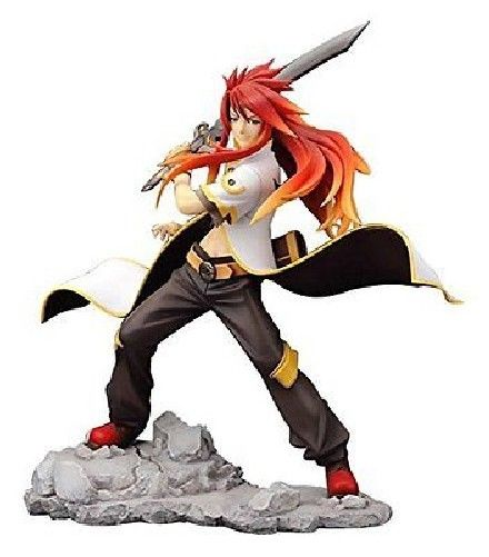 ALTER ALTAiR Tales of The Abyss LUKE FONE FABRE 1/8 PVC Figure NEW from Japan_1