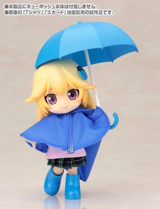 Cu-poche Extra 03b Rainy Day's Set (Blue) Figure Kotobukiya NEW from Japan_2