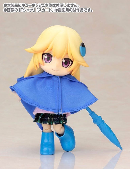 Cu-poche Extra 03b Rainy Day's Set (Blue) Figure Kotobukiya NEW from Japan_3