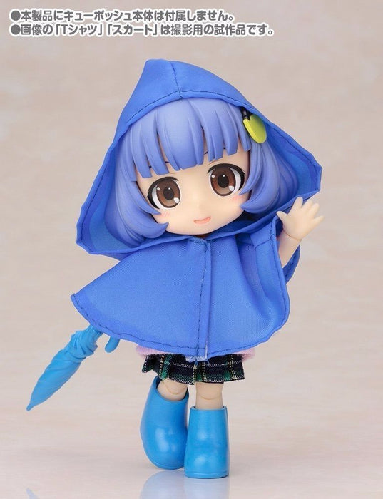 Cu-poche Extra 03b Rainy Day's Set (Blue) Figure Kotobukiya NEW from Japan_5