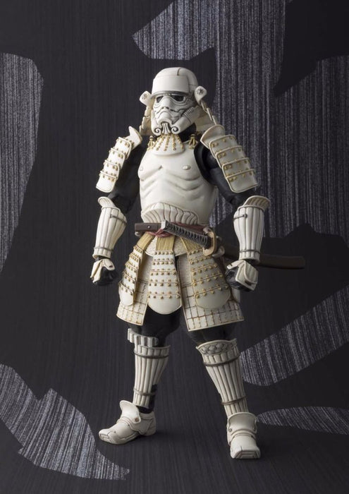 Mei Sho Movie Realization STAR WARS ASHIGARU STORMTROOPER Action Figure BANDAI_2