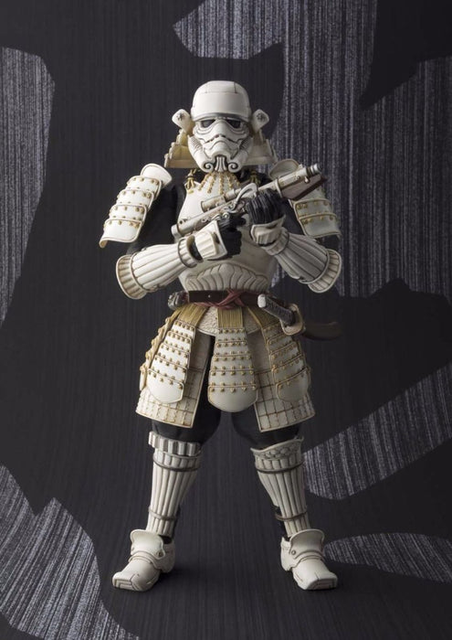 Mei Sho Movie Realization STAR WARS ASHIGARU STORMTROOPER Action Figure BANDAI_4