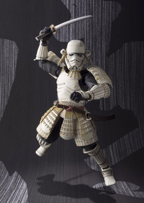 Mei Sho Movie Realization STAR WARS ASHIGARU STORMTROOPER Action Figure BANDAI_5