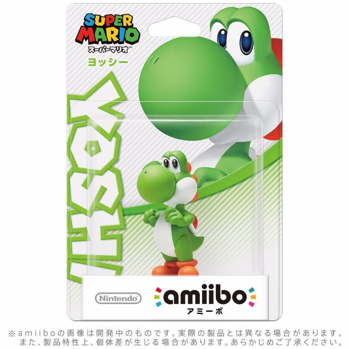 Nintendo amiibo YOSHI Super Mario Bros. 3DS Wii U Accessories NEW from Japan_2
