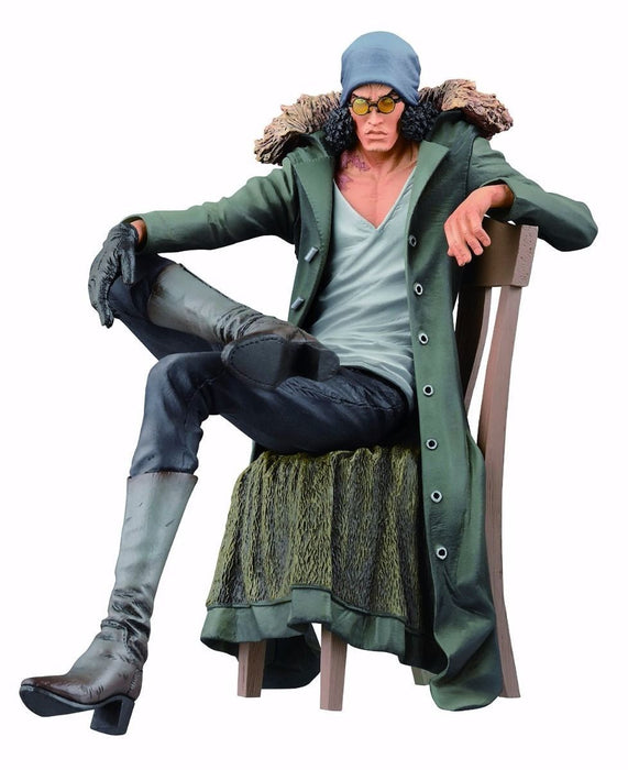One Piece CREATOR x CREATOR Aokiji KUZAN Normal Color PVC Figure BANPRESTO NEW_1