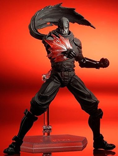 figma EX-022 Ninja Slayer SatzBatz Knight Figure Phat from Japan_3