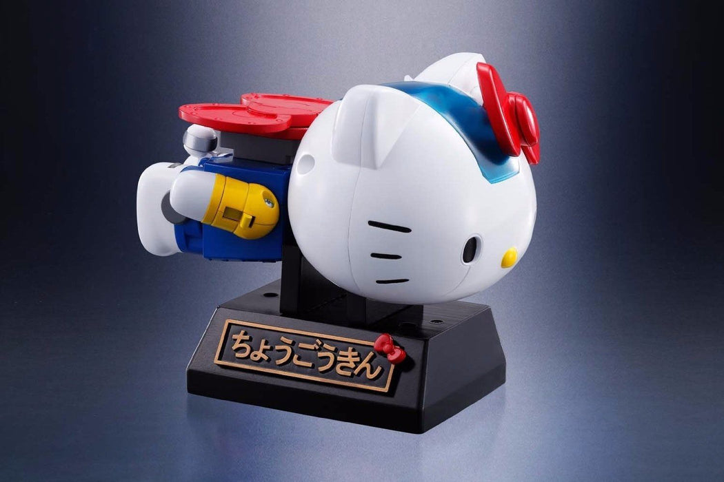 CHOGOKIN HELLO KITTY BLUE Ver Action Figure BANDAI TAMASHII NATIONS from Japan_4