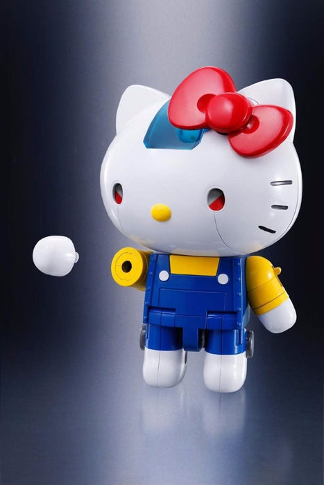 CHOGOKIN HELLO KITTY BLUE Ver Action Figure BANDAI TAMASHII NATIONS from Japan_5