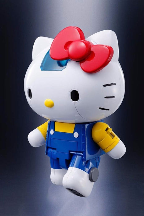 CHOGOKIN HELLO KITTY BLUE Ver Action Figure BANDAI TAMASHII NATIONS from Japan_6
