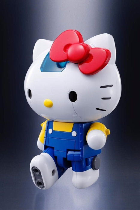 CHOGOKIN HELLO KITTY BLUE Ver Action Figure BANDAI TAMASHII NATIONS from Japan_7