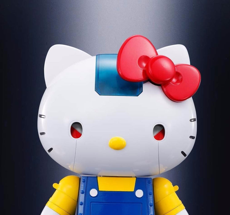 CHOGOKIN HELLO KITTY BLUE Ver Action Figure BANDAI TAMASHII NATIONS from Japan_9