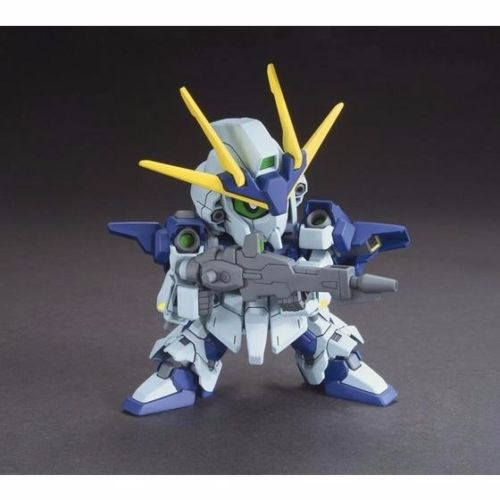 BANDAI SD BB Senshi 398 LIGHTNING GUNDAM MODEL KIT Gundam Build Fighters_3