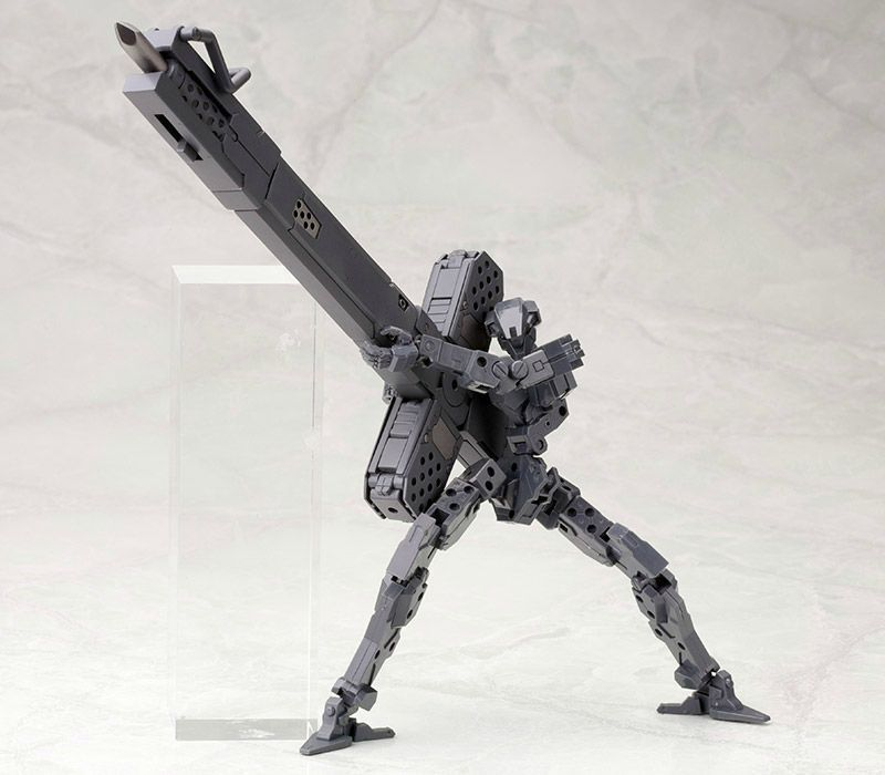 KOTOBUKIYA M.S.G Heavy Weapon Unit 04 GRAVE ARMS Model Kit NEW from Japan_6