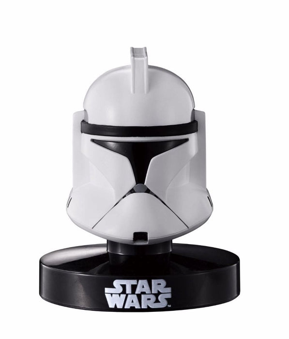 STAR WARS HELMET REPLICA COLLECTION Vol.2 6 PACKS BOX Figure BANDAI from Japan_2