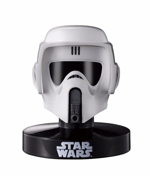 STAR WARS HELMET REPLICA COLLECTION Vol.2 6 PACKS BOX Figure BANDAI from Japan_5