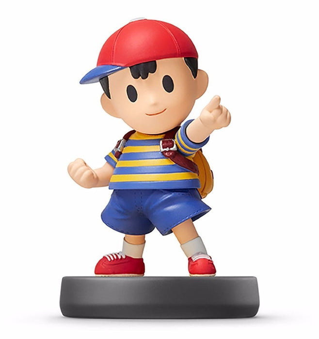 Nintendo amiibo NESS Super Smash Bros. 3DS Wii U Game Accessories NEW from Japan_1