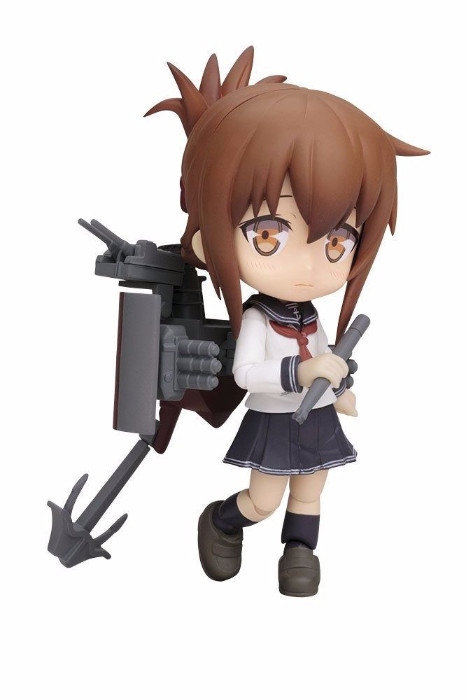 Cu-poche Kantai Collection KanColle Inazuma Figure KOTOBUKIYA NEW from Japan_1