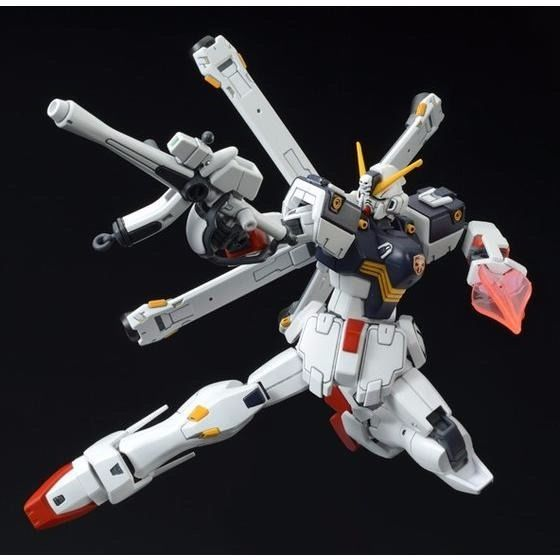 BANDAI HGUC 1/144 CROSSBONE GUNDAM X1 KAI Plastic Model Kit NEW from Japan_5