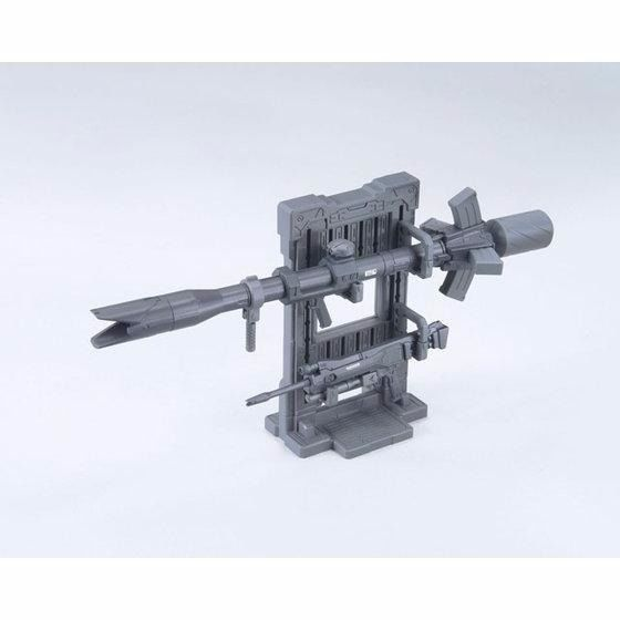 BANDAI Builders Parts 1/144 SYSTEM WEAPON 010 Model Kit from Japan_2