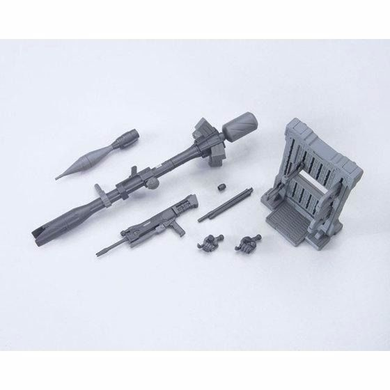 BANDAI Builders Parts 1/144 SYSTEM WEAPON 010 Model Kit from Japan_3
