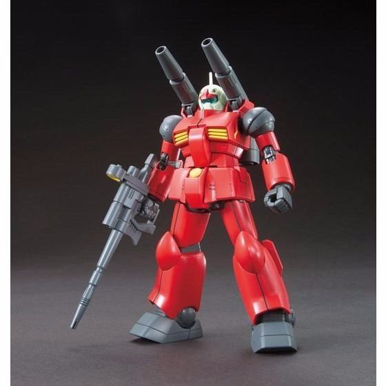 BANDAI HGUC REVIVE 1/144 RX-77-2 GUNCANNON Plastic Model Kit Gundam from Japan_2