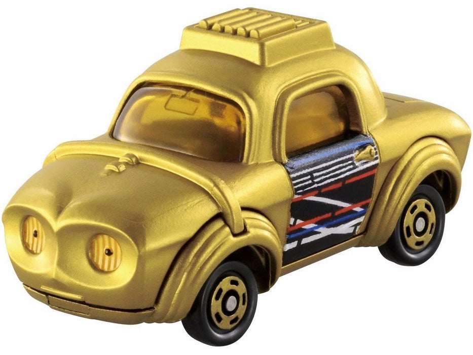 TOMICA SC-04 Star Wars Star Cars C-3PO TAKARA TOMY from Japan_1