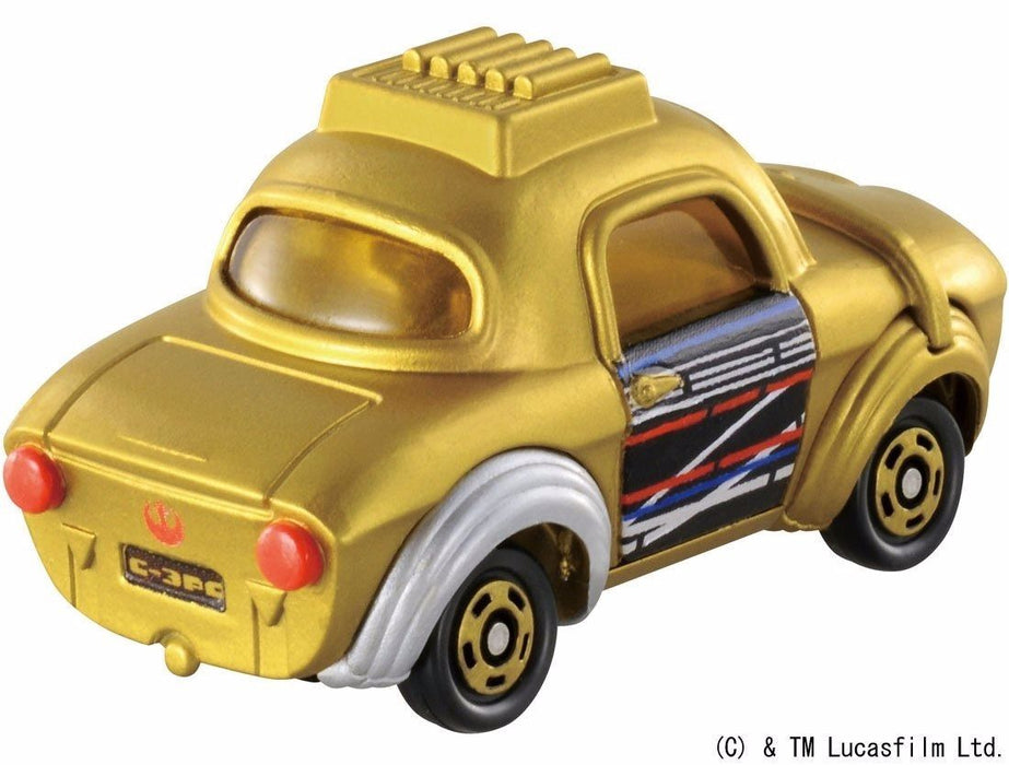 TOMICA SC-04 Star Wars Star Cars C-3PO TAKARA TOMY from Japan_2