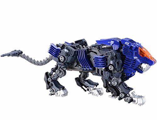 MASTERPIECE Zoids MPZ-01 SHIELD LIGER Action Figure TAKARA TOMY NEW from Japan_1