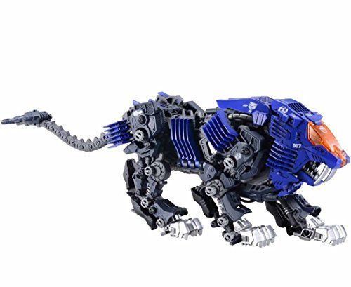 MASTERPIECE Zoids MPZ-01 SHIELD LIGER Action Figure TAKARA TOMY NEW from Japan_2