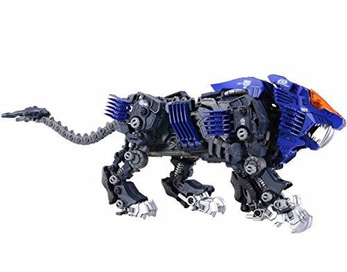 MASTERPIECE Zoids MPZ-01 SHIELD LIGER Action Figure TAKARA TOMY NEW from Japan_3