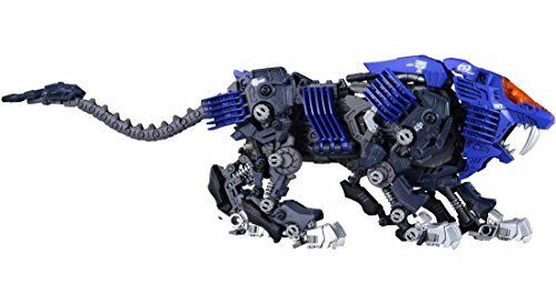 MASTERPIECE Zoids MPZ-01 SHIELD LIGER Action Figure TAKARA TOMY NEW from Japan_4