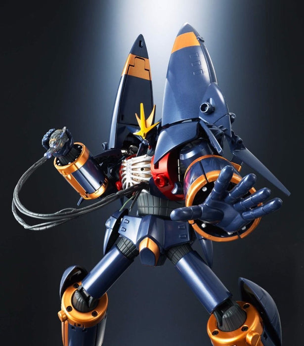 Chogokin GX-34R GUNBUSTER BUSTER GOKIN COLOR VER Action Figure BANDAI from Japan_10