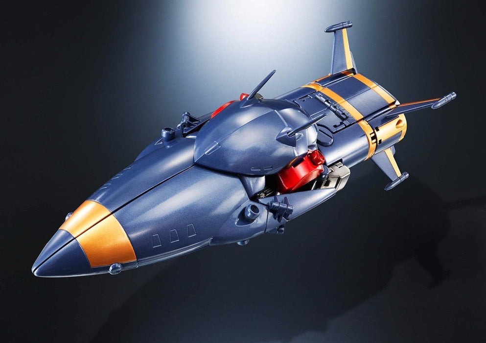 Chogokin GX-34R GUNBUSTER BUSTER GOKIN COLOR VER Action Figure BANDAI from Japan_4